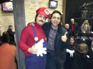 Checco Smile e Mario Bross - Made in Sud - Rai