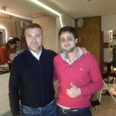 Checco Smile e Ciro Zambardino At Hopera