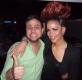 With Eva Simon
