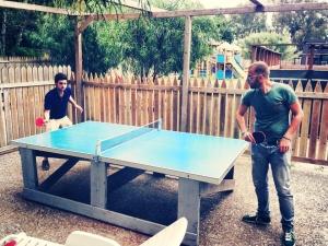 Hyppo kampos Ping pong napoli freedom