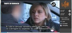Le iene servizio farmacie inchiesta Italia 1 sanità