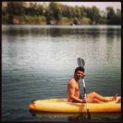 Checco Smile hyppo Kampo carrese Francesco napoli canoa lago