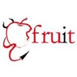 FRUIT disco napoli logo