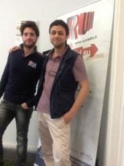 Checco smile Run radio Tubelli