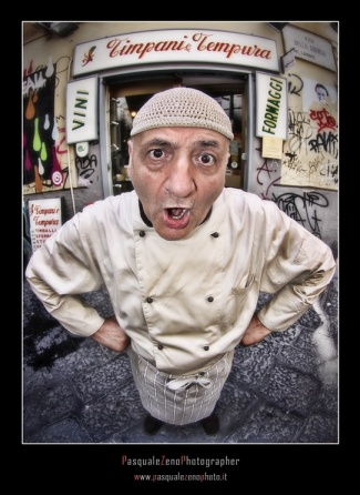 Enrico Tubelli gastronomia tradizione Napoli