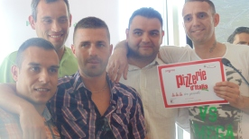 san patrignano Premiato Gambero Rosso Presentazione guida Pizzerie d'Italia città del gusto 1 Luglio 2013