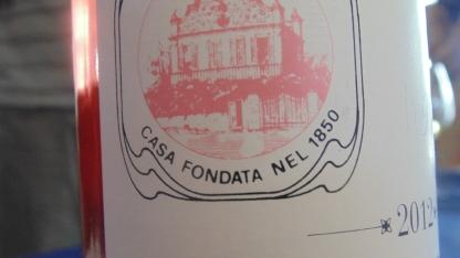 vino rosato buono sulla pizza Gambero Rosso Presentazione guida Pizzerie d'Italia cirrà del gusto 1 Luglio 2013