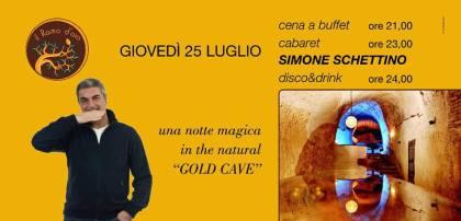 SIMONE SCHETTINO AL RAMO D'ORO BACOLI 25.07.2013