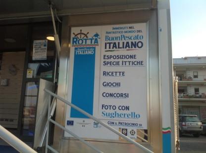 """Programma """"Buon Pescato Italiano"""" tappa Cariati Calabria"""