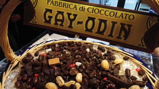 GAY ODIN ECCELLENZE CAMPANE NAPOLI INAUGURAZIONE