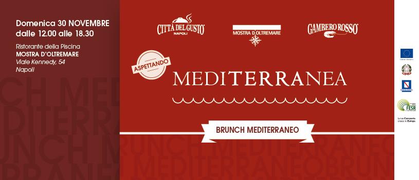 brunch mediterraneo alla mostra d'oltremare by città del gusto napoli