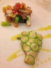 sebezia gusto e cultura cena a coquina real Napoli Capodimonte