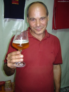 Luigi serpe Mastrobirraio Beerry Christmas - birra artigianale di Natale a Napoli il 19 dicembre allo sketch al Vomero