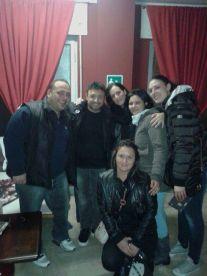 gigi finizio con i fan - teatro lendi - san valentino 2015 (2)