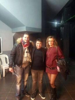gigi finizio con i fan - teatro lendi - san valentino 2015 (4)