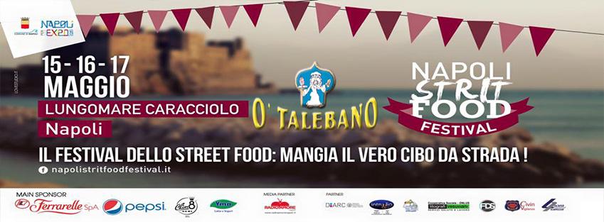 Napoli Strit food festival - 15-18 maggio napoli - lungomare liberato
