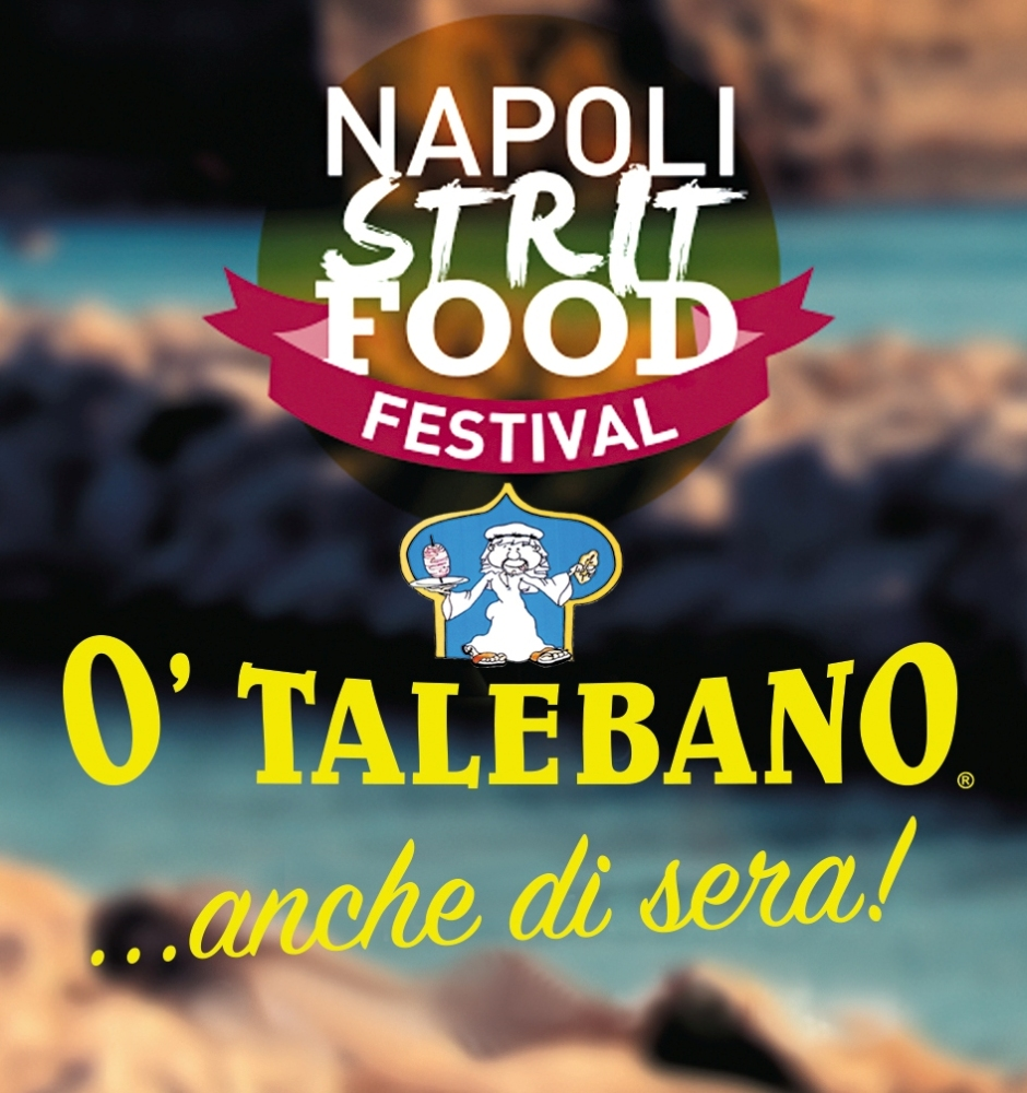 Arriva il Napoli Strit Food Festival. Finalmente, dal 22 Maggio sul lungomare liberato. (4/5)