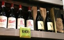 amarone della volpicella , morandina vino del veneto all'enoteca fiordigusto, volla, napoli