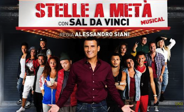 Massimo Ranieri, Gigi Finizio e Sal Da Vinci, i tre dell'apocallise al Teatro Lendi. Con spazio alle risate. (2/5)