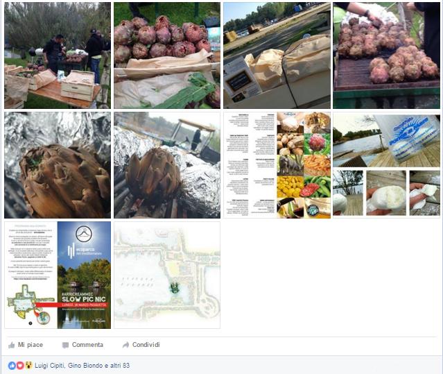 arricreammec - alcune foto del primo evento - slow picnic - ecoparco del mediterraneo (1)