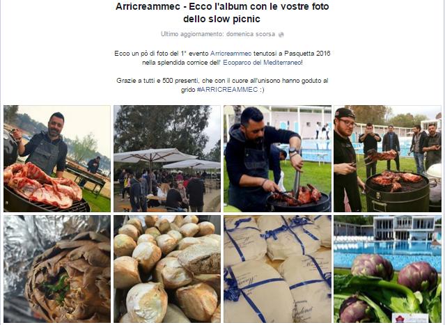arricreammec - alcune foto del primo evento - slow picnic - ecoparco del mediterraneo (2)