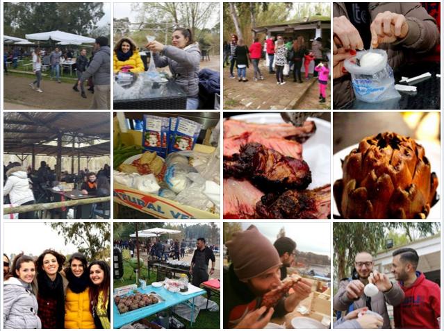 arricreammec - alcune foto del primo evento - slow picnic - ecoparco del mediterraneo (4)