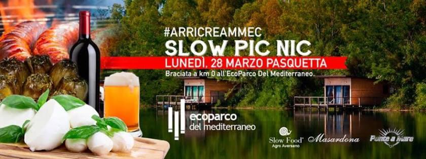arricreammec - slow picnic - ecoparco del mediterraneo pasquetta 2016