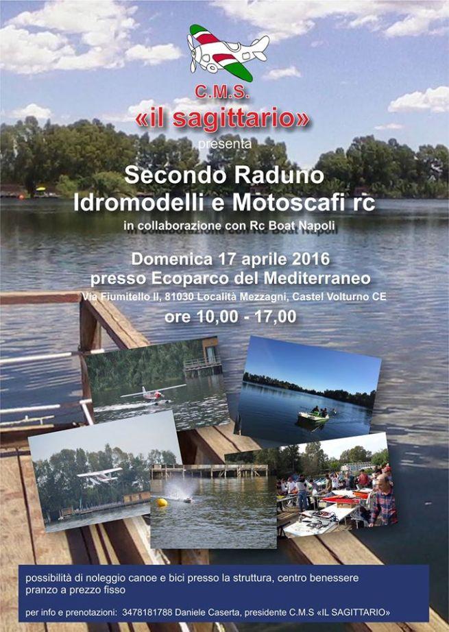 raduno rc idromodelli e motoscafi rc arricreammec ecoparco del mediterraneo 2016
